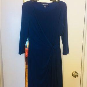 NWOT American Living Blue Dress